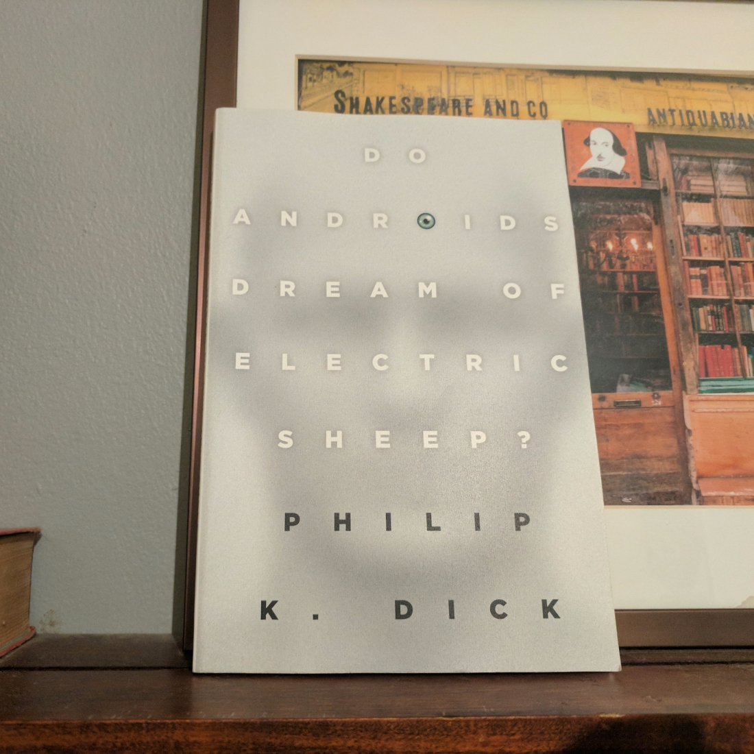 God, Philip K. Dick. You're the greatest